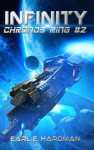 Infinity (Chronos Ring #2) by Earl E. Hardman