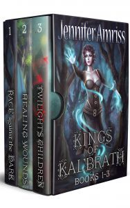 Featured Book: Kings of Kal'brath Boxed Set: Books 1-3 by Jennifer Amriss