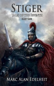 Featured Book: Stiger: Tales of the Seventh by Marc Edelheit