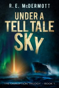Featured Book: Under a Tell-Tale Sky by R.E. McDermott