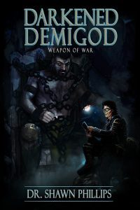Darkened Demigod by Shawn Phillips
