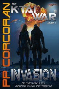 Invasion by PP Corcoran