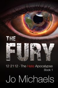 Featured Book: The Fury (12.21.12 – The Hate Apocalypse) Book One by Jo Michaels