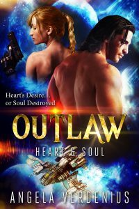 Featured Book: Outlaw by Angela Verdenius